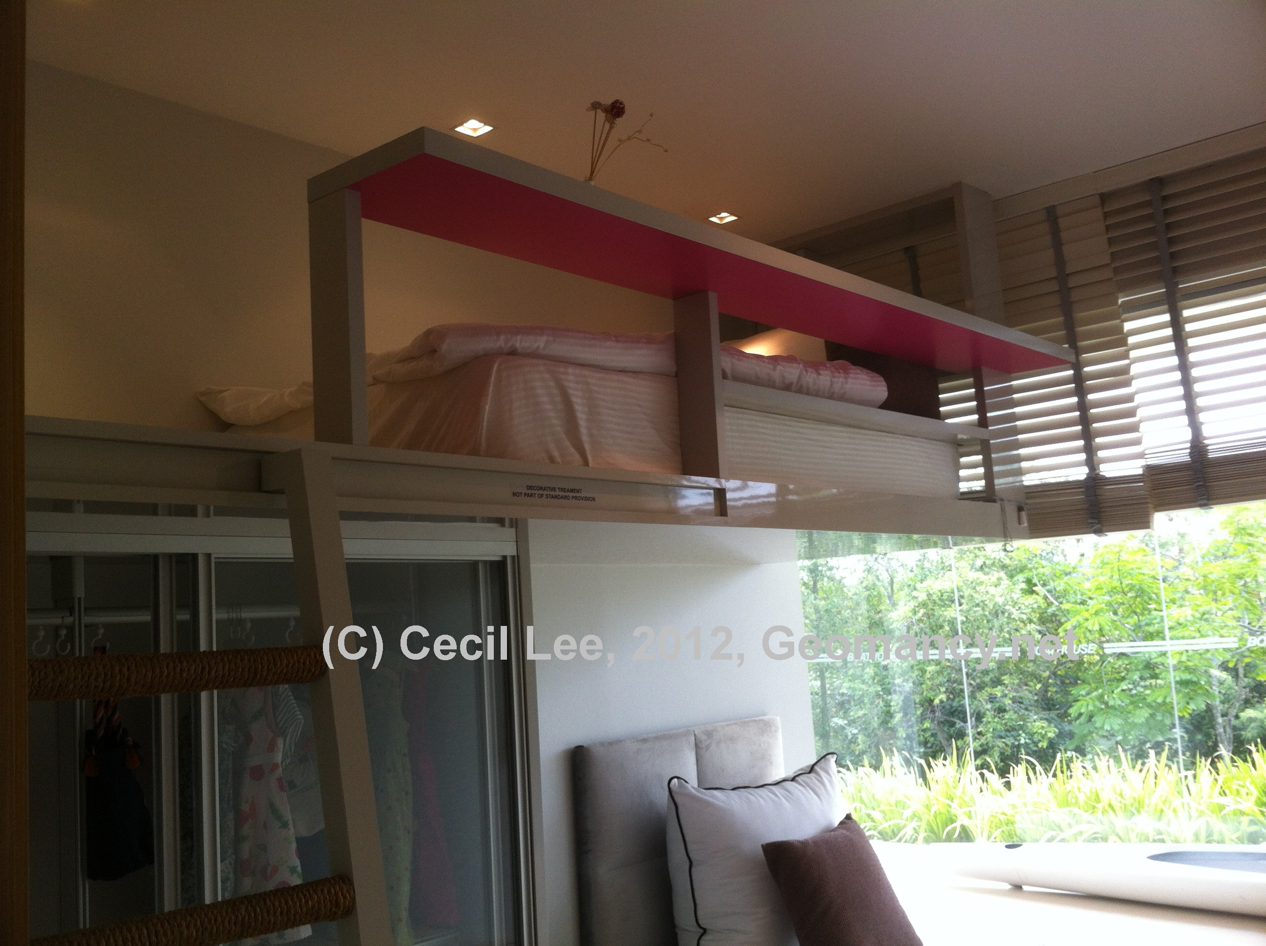 Double Decker Bed Bunk Bed General Help FengShui Geomancy Net