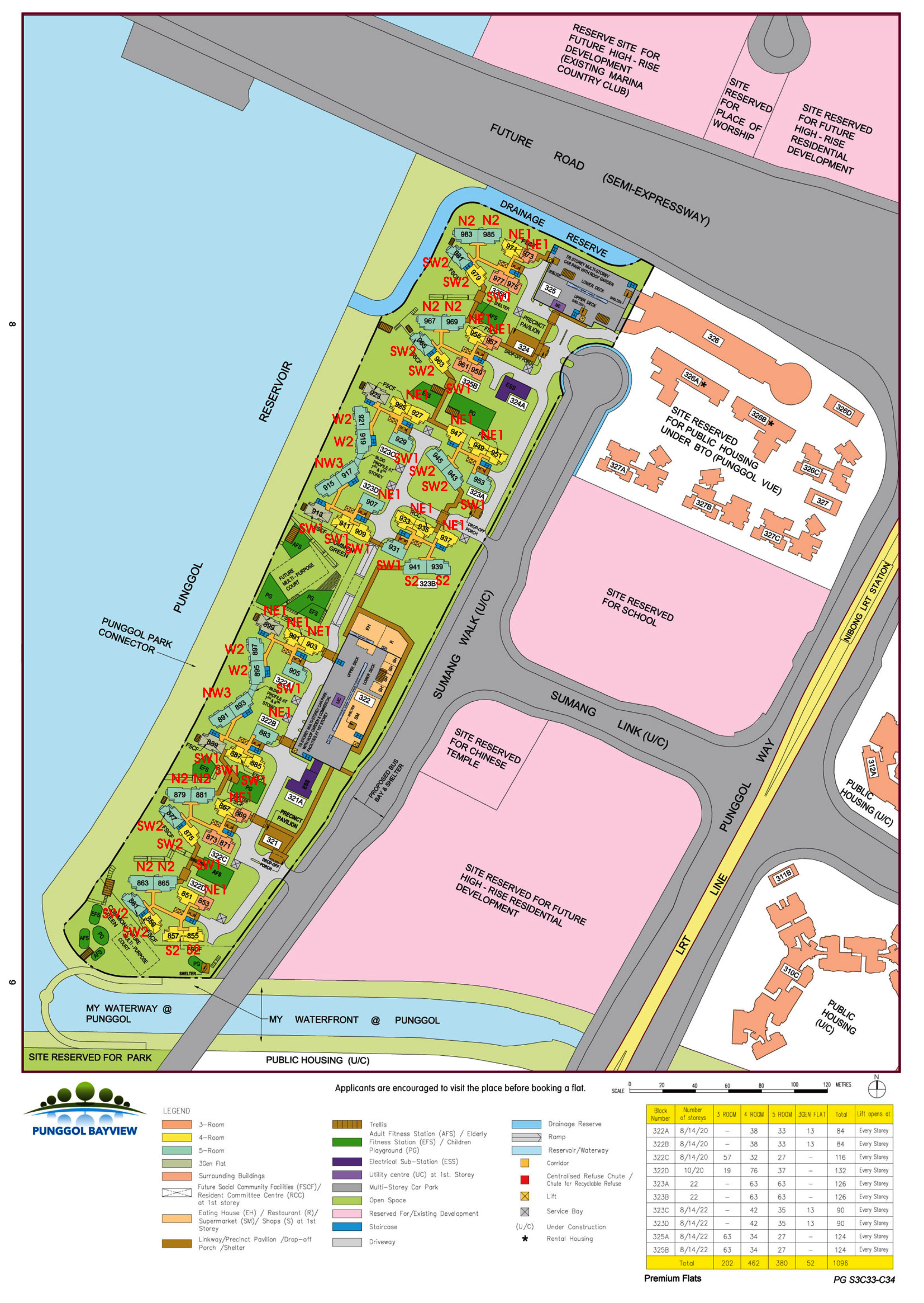 Hdb Punggol Bayview One Of The Better Sites Singapore