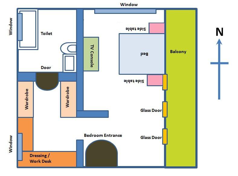 Feng Shui Bedroom Layout Rules feng shui rules bedroom | szolfhok