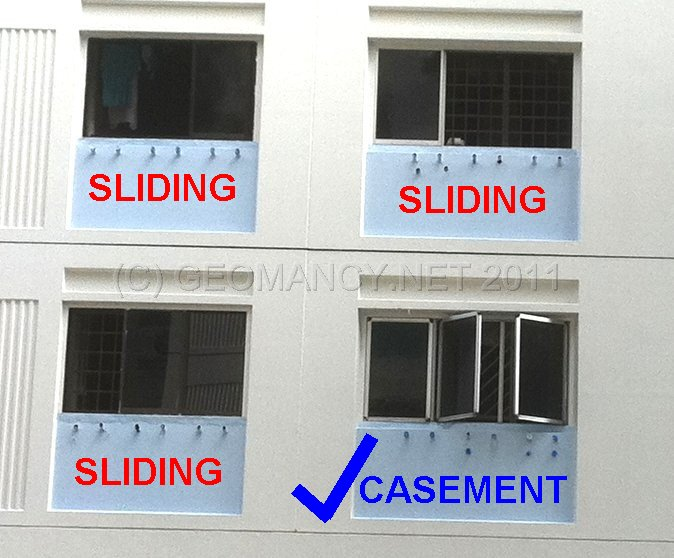 Sliding Windows Vs Casement