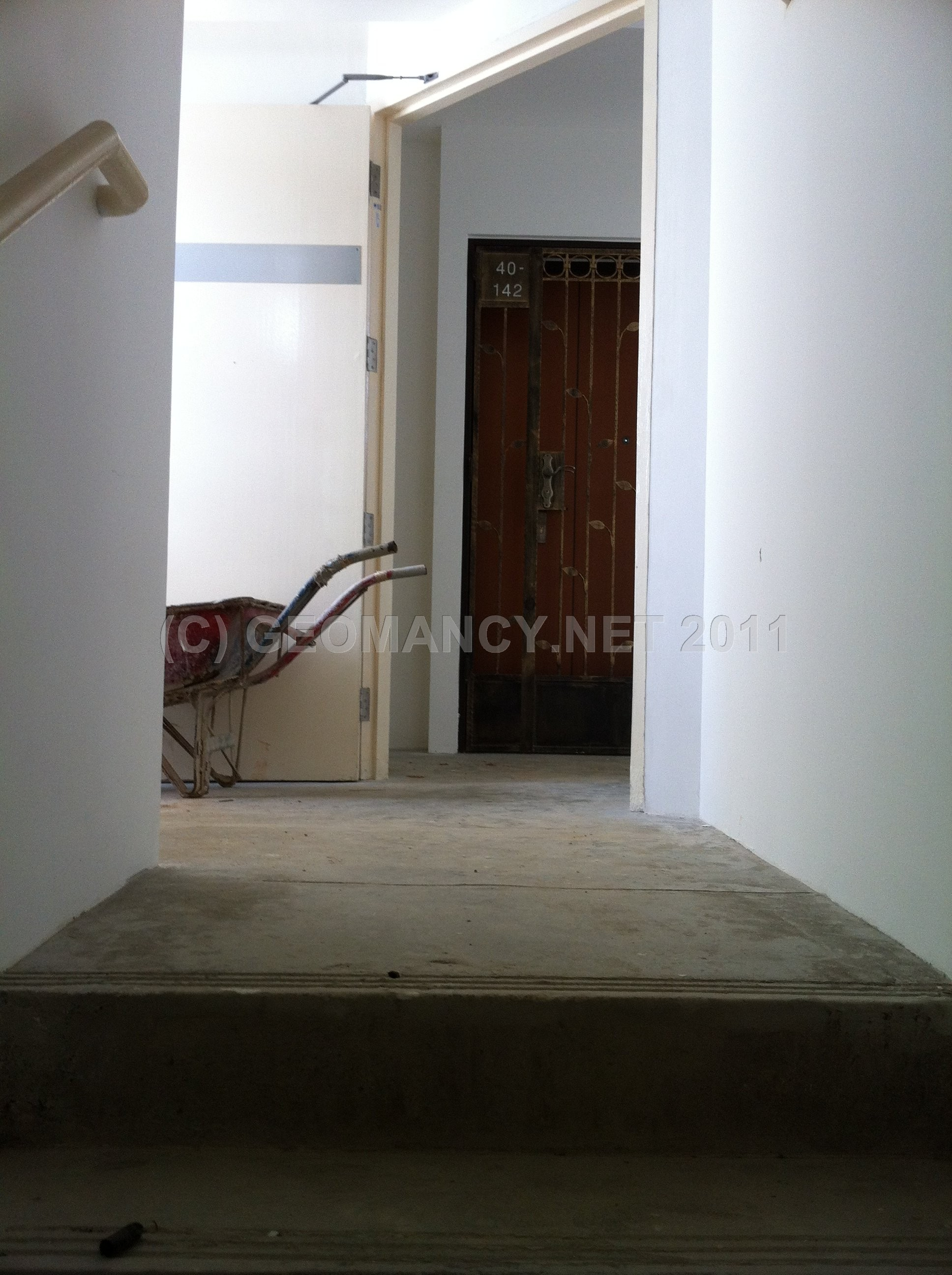 Main Entrance Door facing staircase (stairs) - Feng Shui Tips & Guideline...