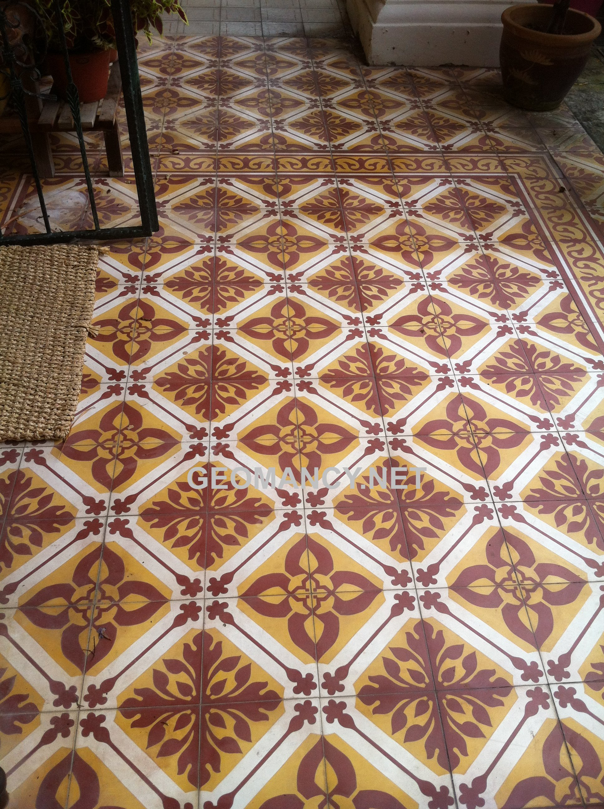 Homes with islamic floor tiles influence a walk around singapore recommended posts dailygadgetfo Choice Image