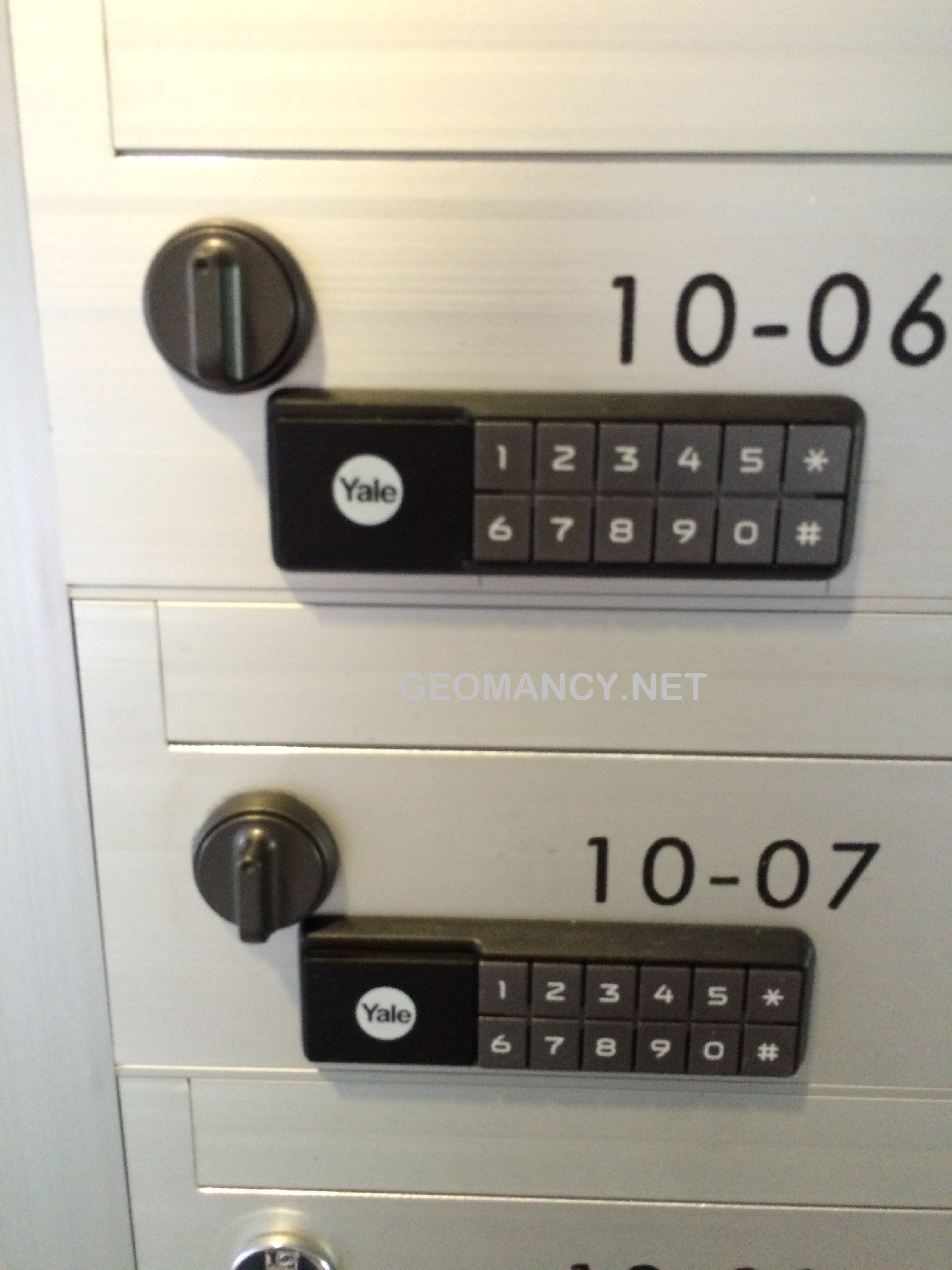 Yale Digital Lock For The Letter Box Current Affairs