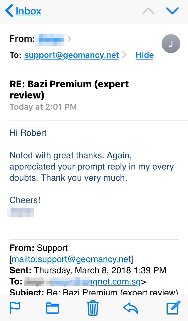 hi robert noted with great thanks again appreciated your prompt