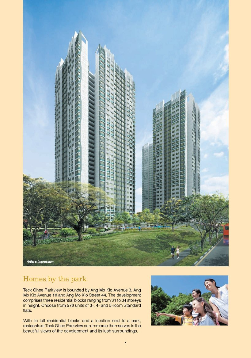 Feng Shui Of Hdb Teck Ghee Parkview Singapore Property